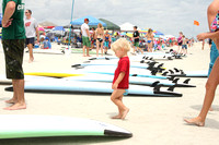 4th annual surfers for autism in Ponce Inlet fl.