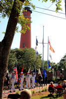 Ponce Inlet Memorial Day service 2016