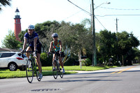 Peloton in Ponce Inlet