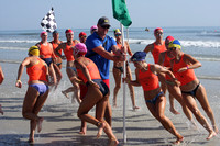 us lifeguard championships in Daytona Beach fl. 2015