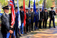Ponce Inlet Veterans Day Ceremony 2016